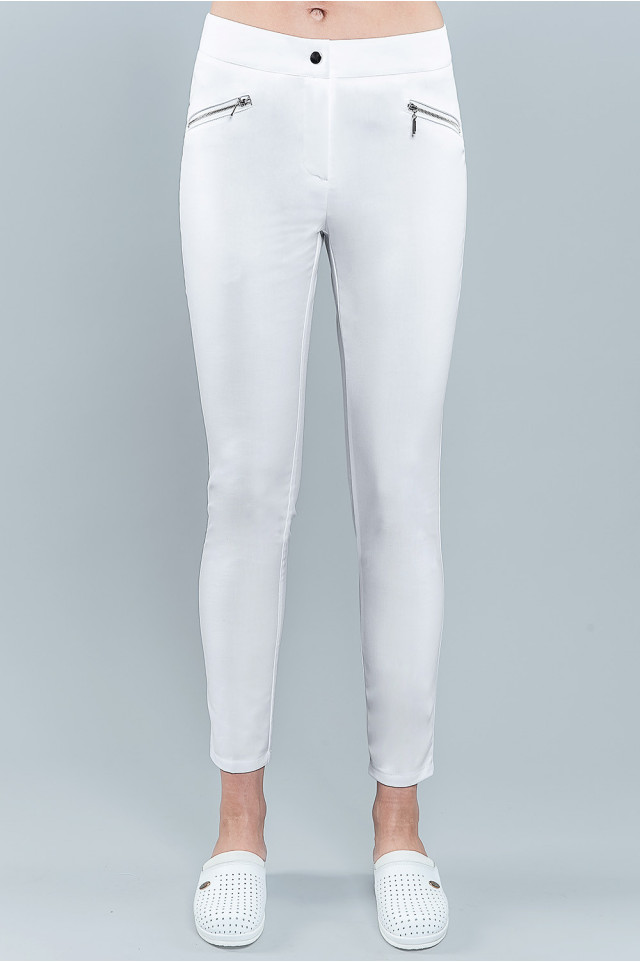 Spodnie medyczne damskie 5007 K1 przód
