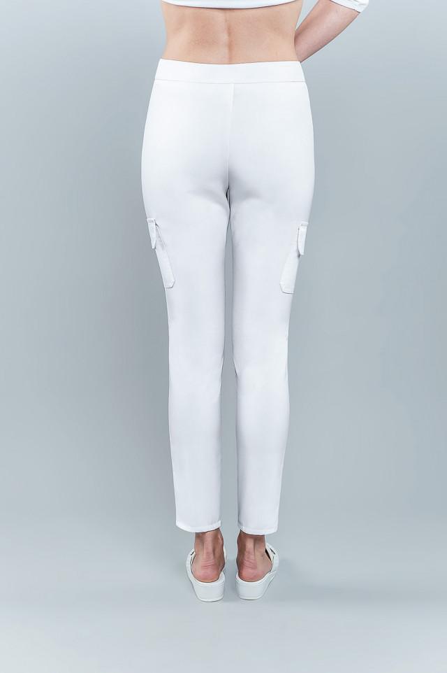 Spodnie medyczne damskie 5007 K1 tył