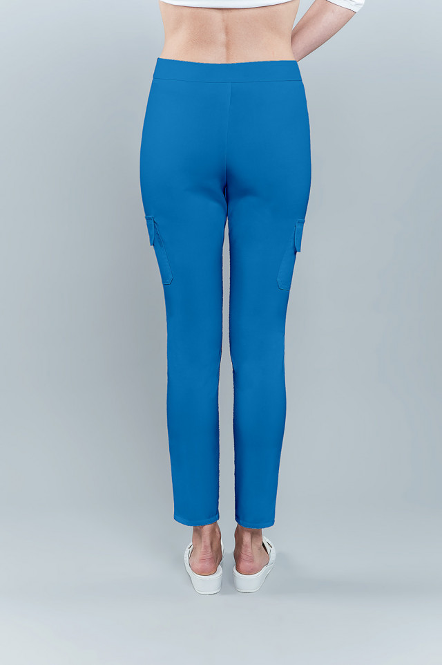 Spodnie medyczne damskie 5008 K30 tył