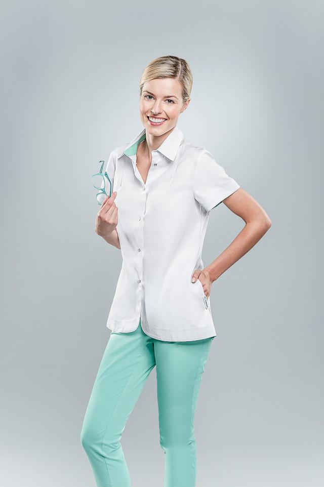 Koszula damska medyczna 1701 K1/W5