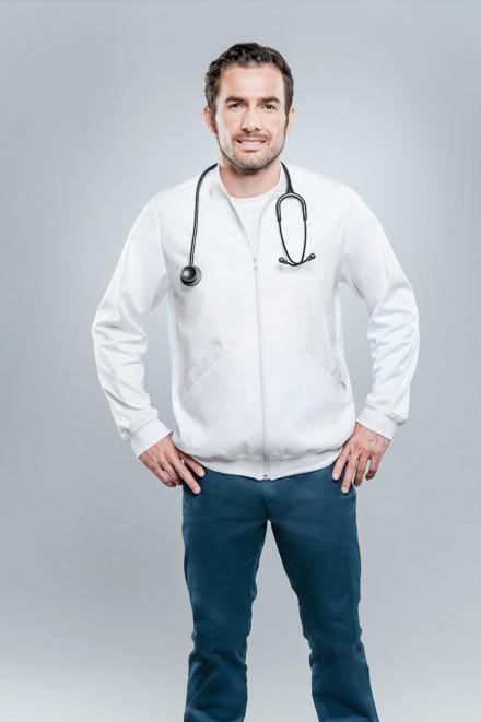 Bluza medyczna męska 3015 K1