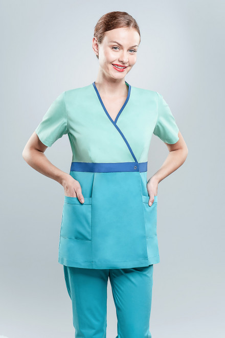 Bluza medyczna damska 1513 K28/W29