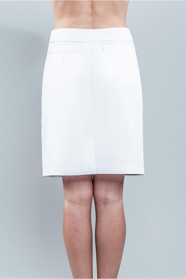 Spódnica damska 4004 K1 tył